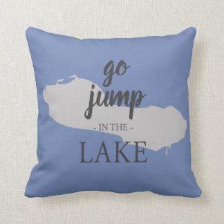 Finch Lake Pillow
