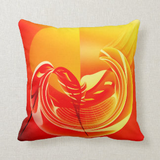 FINCHES THROW PILLOW