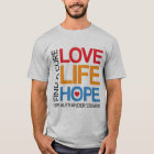 Find a cure for Alexander disease tee shirt