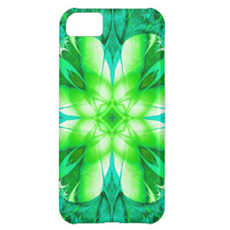 Find a Fractal Shamrock iPhone 5C Case