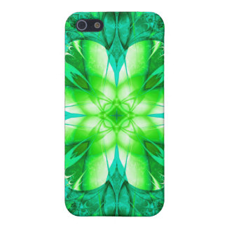 Find a Fractal Shamrock Savvy iPhone 5C Case