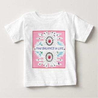 Find BALANCE in LIFE : Positive = Negative = balan T-shirt