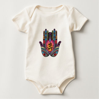 FIND INNER PEACE BABY BODYSUIT
