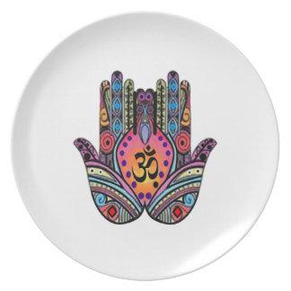 FIND INNER PEACE DINNER PLATES
