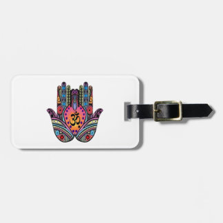 FIND INNER PEACE LUGGAGE TAG