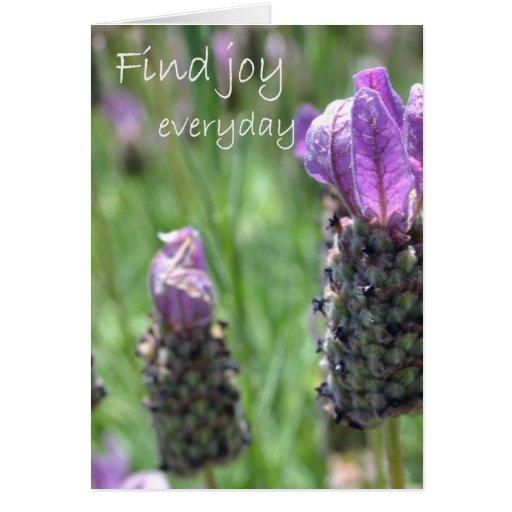 Find Joy Card