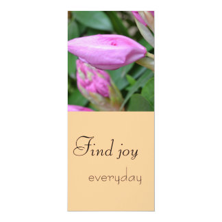 Find Joy Everyday Bookmark Custom Announcements