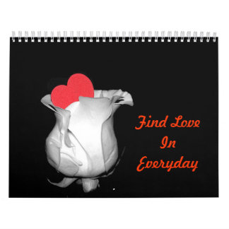 Find Love In Everyday Calendars