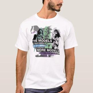 Find Some More Models t-shirt