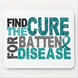 Find The Cure Batten Disease. Mouse Pad