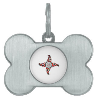 FIND THE DIRECTION PET ID TAG