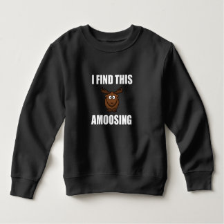 Find This Amoosing Moose Sweatshirt
