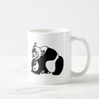 Find Your Inner Peace Zen Panda Coffee Mug
