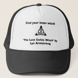 Find your inner witch! trucker hat
