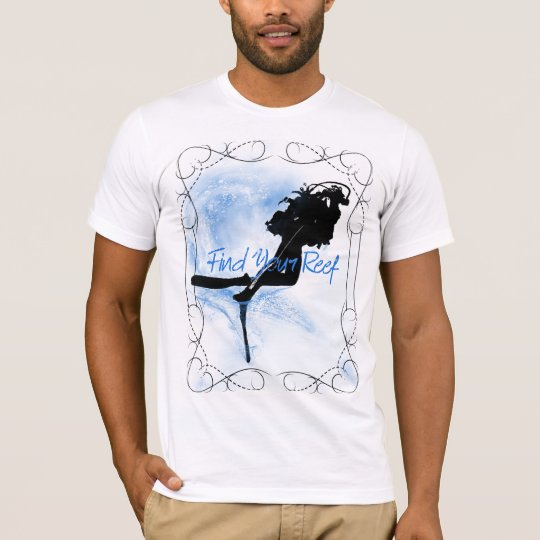 Find Your Reef Dive Shirt
