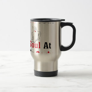 Find Your Soul at My Body Travel Mug