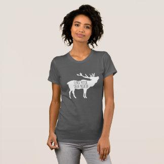 Find Your True North Elk T-Shirt