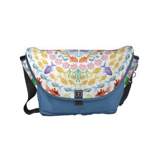 Findala Satchel Courier Bag