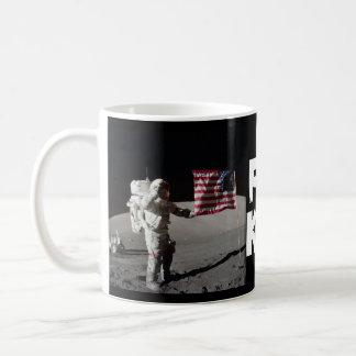 Finders Keepers Moon Landing Coffee Mug