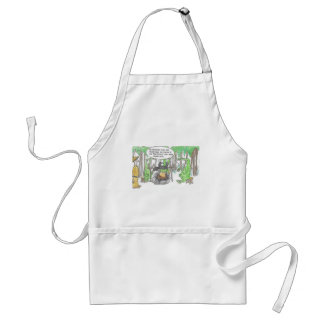 Finding a Surprise Standard Apron