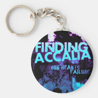 Finding Accalia Keychain