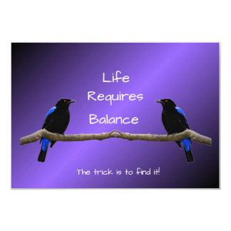 Finding Balance Card