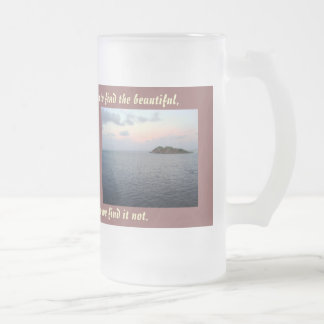 Finding Beauty mug