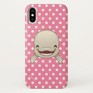 Finding Dory   Bailey Emoji iPhone X Case