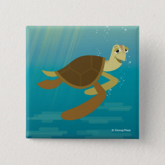 Finding Dory | Crush 2 Inch Square Button