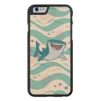 Finding Dory Destiny Carved® Maple iPhone 6 Case