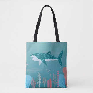 Finding Dory | Destiny the Whale Shark Tote Bag
