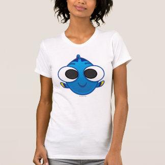 Finding Dory | Dory Emoji T-Shirt
