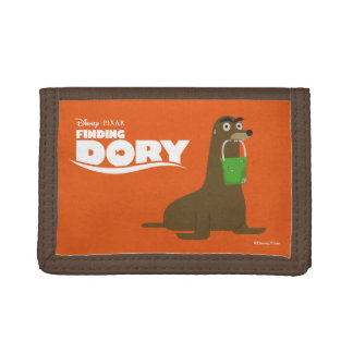 Finding Dory | Gerald Trifold Wallets