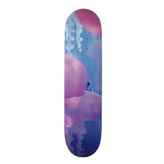 Finding Dory | Hide and Seek - Jellyfish Custom Skateboard