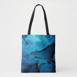 Finding Dory   Hide and Seek - Rays Tote Bag