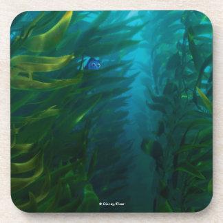 Finding Dory   Hide and Seek - Sea Kelp Drink Coaster
