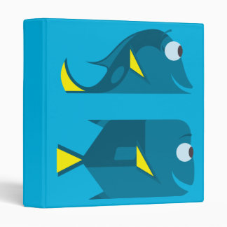 Finding Dory | Jenny and Charlie 3 Ring Binder