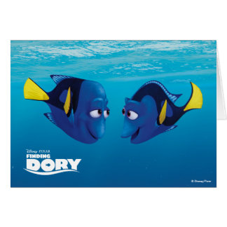 Finding Dory | Jenny & Charlie Card