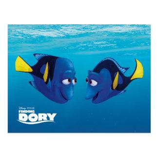 Finding Dory | Jenny & Charlie Postcard