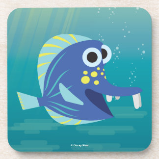 Finding Dory   Kathy Beverage Coasters