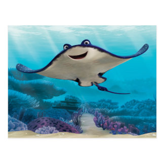 Finding Dory | Mr. Ray Postcard