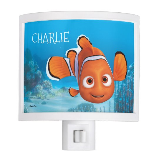 Finding Dory Nemo - Add Your Name Night Lites