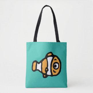 Finding Dory   Nemo Cartoon Tote Bag