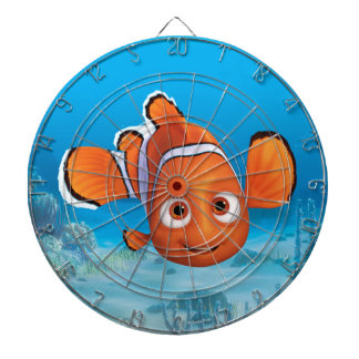 Finding Dory Nemo Dartboard