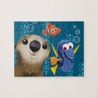 Finding Dory | Nemo, Dory & Otter Jigsaw Puzzle