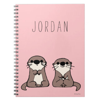 Finding Dory | Otter Cartoon Notebooks