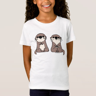 Finding Dory | Otter Cartoon T-Shirt