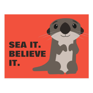 Finding Dory | Otter Postcard