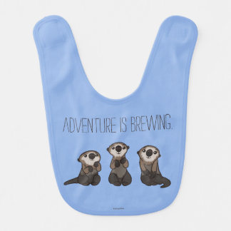 Finding Dory Otters Bibs
