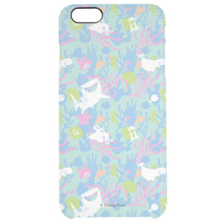 Finding Dory Pastel Sea Pattern Clear iPhone 6 Plus Case